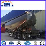 3 공기 압축기와 Desiel 엔진을%s 가진 반 차축 45m3 Bulker 시멘트 탱크 트레일러