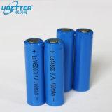 Cella di batteria dello ione di litio 14500 3.7V 700mAh