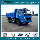 16 톤 Cdw 판매를 위한 소형 덤프 트럭