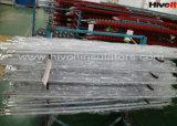 изоляторы 750kv длинние штанги составные для линии передачи и распределения
