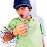 마술 활동적인 교육 봄 장난감 - 다중 감각 대화식 3D에 의하여 형성되는 교류 반지 304 판