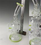 Tubo di fumo di vetro UV di qualità superiore all'ingrosso dell'acqua di Bontek