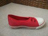 新しいデザイン偶然および快適なズック靴最もよい販売法