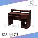 بسيطة أسود مكتب طاولة قمار حاسوب مكتب مع خزانة ([كس-كد1843])