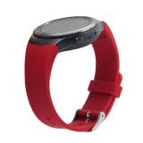 SamsungギヤS2 20mmバンドのためのシリコーンのスポーツ様式の時計バンド