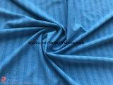 Tessuto di stirata laterale dello Spandex del poliestere quattro cationici per l'indumento