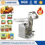 Genaue vertikale automatische Banane-Verpackungsmaschine für Kartoffelchips