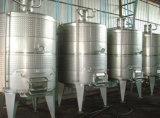 De elektrische het Verwarmen Fabriek van de Tank van de Tank van het Roestvrij staal van de Prijs van de Tank van het Jasje