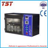 Appareil de contrôle intérieur automatique d'inflammabilité de tissu d'appareil de contrôle horizontal d'inflammabilité