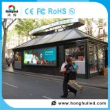 P16 Arrêt de Bus de plein air Affichage LED portable