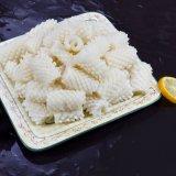 Il fiore del calamaro congelato IQF/ha imbiancato il fiore del calamaro del taglio dell'ananas