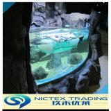 10mm a 200mm acrílico de tamanho grande tanque de peixes de aquário de acrílico