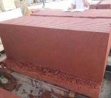 Roter Sandstein-Fliesen für Bodenbelag/Wand