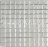 Plata espejo biselado Mosaico de vidrio para decoración de pared