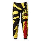 Pantaloni professionali gialli della bici della sporcizia dell'attrezzo del MX di motocross (MAP11)