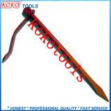 Forcella professionale del fango in 4PCS acciaio Octagonal stabilito di formato 250X10mm