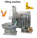 Bouteille en plastique PET automatique de remplissage de jus de fruits de l'embouteillage de traitement de l'équipement de production
