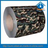 Катушки зерна камуфлирования стальные PPGI/PPGL