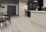 A Europa Hexágono 260*300mm padrão de cimento rústico de cerâmica