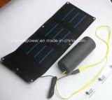 13W 2um Carregador Solar Portátil à prova de água para qualquer telefone móvel