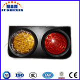 China-Schlussteil-Zubehör-Schlussteil-Endstück beleuchtet LED-Lichter