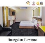 합판 물자 호텔 침실 가구 (HD1037)