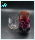Canecas de cerveja dos vidros de vinho do policarbonato
