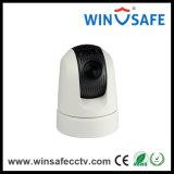 Sustentação ao ar livre WDR da câmara de segurança do IR da tampa dianteira da liga do magnésio