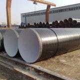 SSAW gewundene geschweißte Stahlrohre