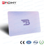 Caminho único cartão do bilhete de papel de RFID para transportes públicos