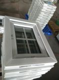 コンシュ60の二重サッシュの傾き及び回転開き窓のWindows