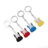 Chitarra dura Keychain (YB-ST-91) dello smalto del metallo su ordinazione di marchio