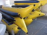 De duurzame Boot van de Banaan van de Sport van pvc van 0.9mm Materiële Opblaasbare