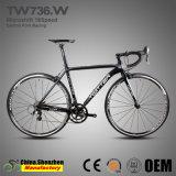 bici di alluminio della strada C del freno vuoto di stile di 700c 18speed RS