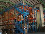 용접 금속 바 격자판 강철 구조물