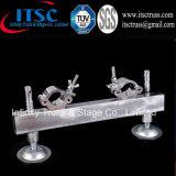 Aluminiumlautsprecher-Binder-Aufsatz-Stahl-justierbare Füße