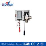 Nuevo estilo de montaje en pared eléctrica del sensor de grifo de agua automático