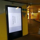 Modèle 42 de mode '' annonçant le kiosque d'écran LCD d'écran tactile de fabrication