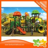 大きい子供の販売のための屋外の運動場の子供の場所のスライド