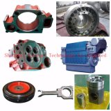 Mann Exhuast Rohr für Motor des Mann-L23/30 L16/24 L21/31 L27/38 L28/32 L20/27 L32/40