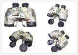 Воинские бинокли 10X50 Camo делают телескоп водостотьким с перекрещением компаса Rangefinder