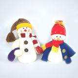El muñeco de nieve dulce