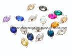 2018 популярные причудливый ювелирные изделия овала 10*14mm свободные кристаллический шьют на вспомогательном оборудовании шариков Rhinestone для платьев