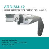 Hanwha (Samsung) Mounter 기계를 위한 전기 테이프 12mm 지류를 Areed