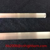 発熱体のための不透明な水晶管