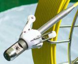 Cámara dual del examen del tubo de la rotación de la cámara de Vicam 38m m con el cable de 9m m