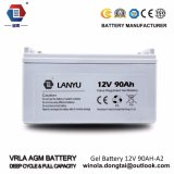 Gel-Batterie der China-heiße Lead-Acid Batterie-12V80ah