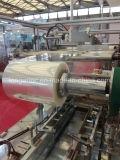 Автоматическая машина упаковки целлофана Overwrap BOPP оборачивать пленки коробки чая сахара 3D