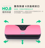 Máquina del lacre de la fruta del aparato electrodoméstico