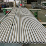 Prix usine de pipe d'acier inoxydable d'ASTM SA312 Tp316 316L 316h
